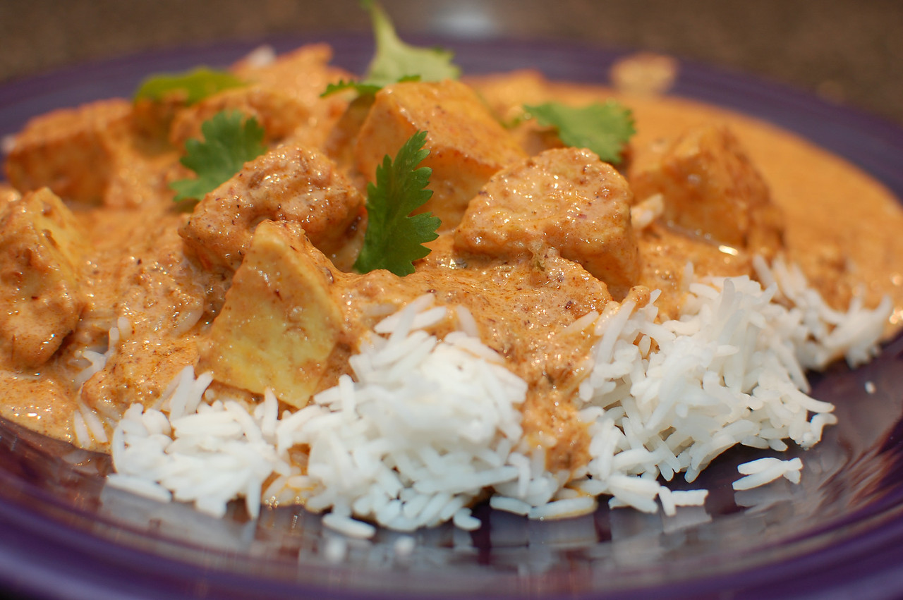 paneer, Indian food, Tikka Masala, tomato, rice, vegetarian